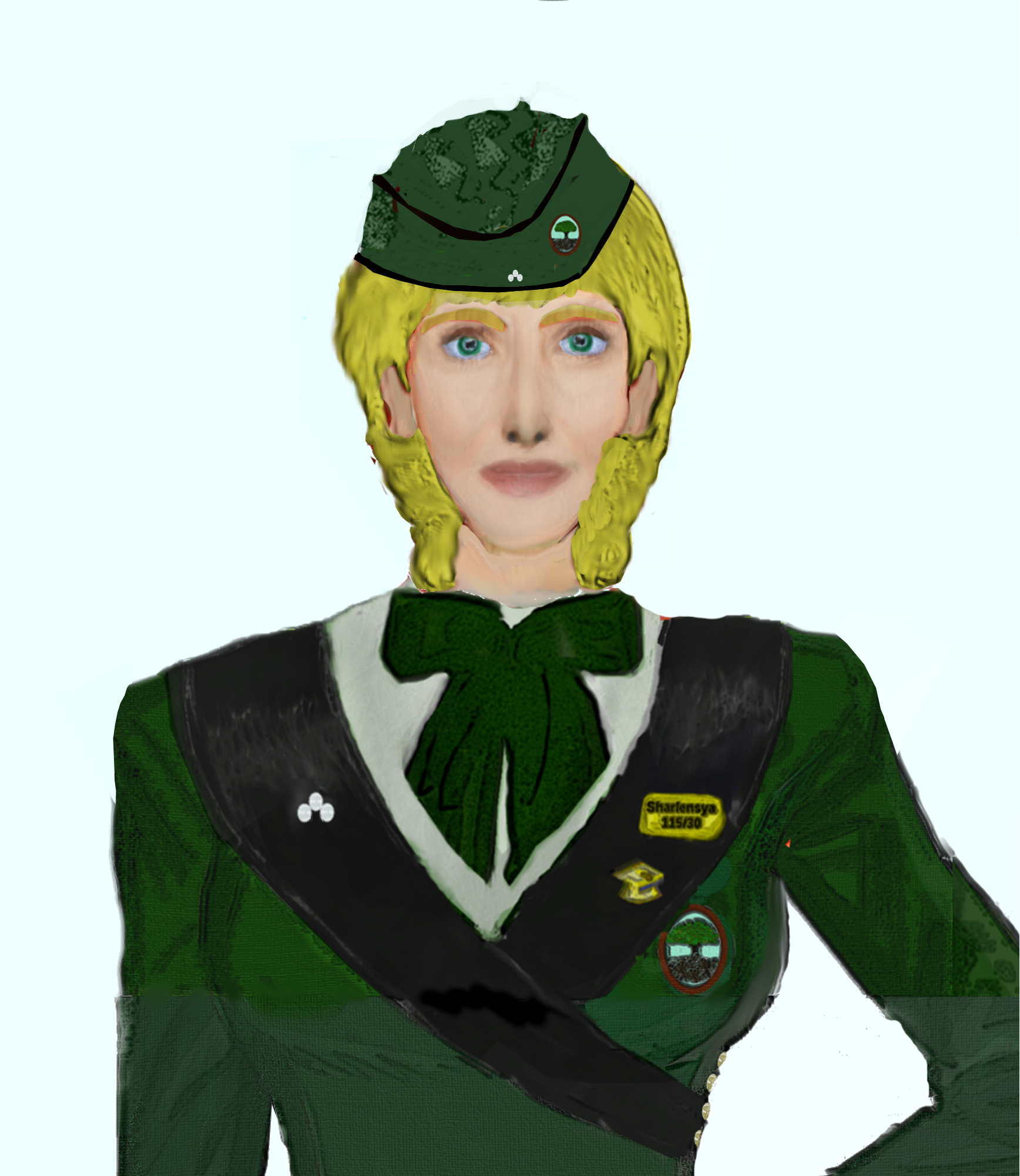 Sharlensya Portrait